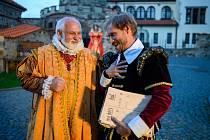 Golem ožije na scéně hradu Hněvín již tento pátek.