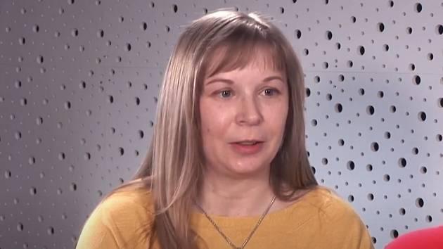 Petra Petrlíková.