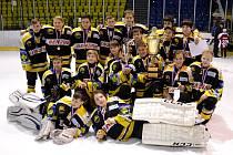 Druhý turnaj Easter Cupu ovládl Litvínov.