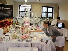 Veletrh Svatba nanečisto v centru Benedikt
