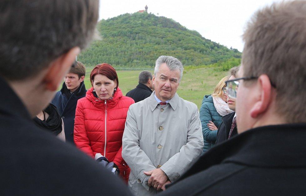 Členové Evropské komise navštívili Ústecký kraj