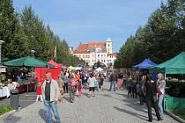 Lidé si prostřednictvím dotazníku mohou postěžovat třeba na prázdné komerční prostory na náměstí.
