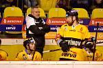Milan Razým už není trenérem Litvínova.