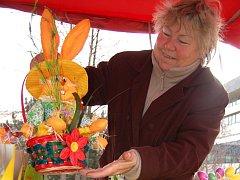 Velikonoční trhy v Mostě.
