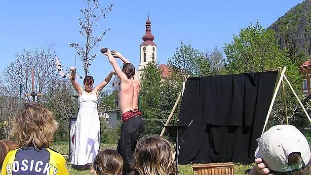 Premiérový ročník Vítání jara.