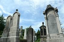 Židovský hřbitov v Mostě