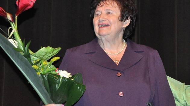 Ludmila Holadová.