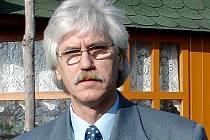 Starosta Lomu Josef Nétek.
