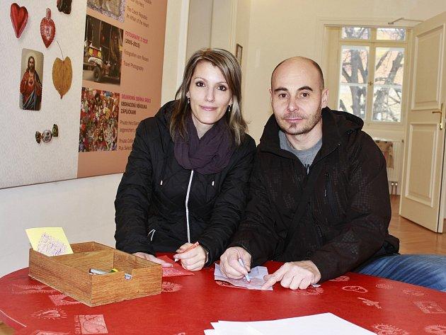 Valentýnský program v litvínovském zámku Valdštejnů