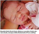 Další miminka z Mostecka