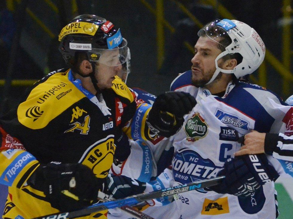 Litvínov versus Kometa Brno.