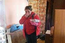 Správkyně z domu D3, který je společenstvím vlastníků pod správou Krušnohoru, si musí zacpat nos. Tenhle byt je síla.