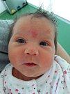 Justyna Šindelková se narodila mamince Květě Šindelkové z Litvínova 23. října 2018 v 9.12 hodin. Měřila 49 cm a vážila 3,31 kilogramu.