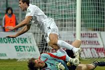 V neděli 15. března se odpoledne v Mostě rozehrálo 18. kolo druhé nejvyšší fotbalové soutěže u nás. Most se utkal s Karvinou.