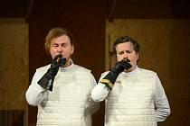 Městské divadlo v Mostě uvede francouzskou komedii Host