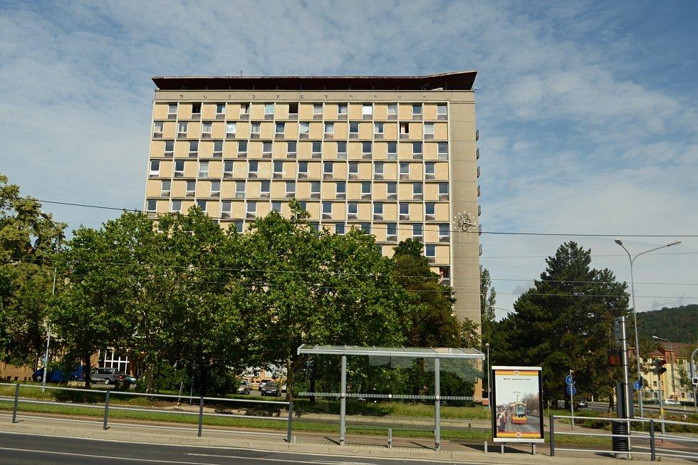 Hotel Domino v Mostě