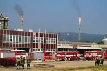 K havárii v Unipetrolu došlo 13. srpna.