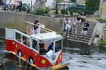 V obci Želenice u Mostu se v sobotu 22. června konala tradiční Neckyáda.