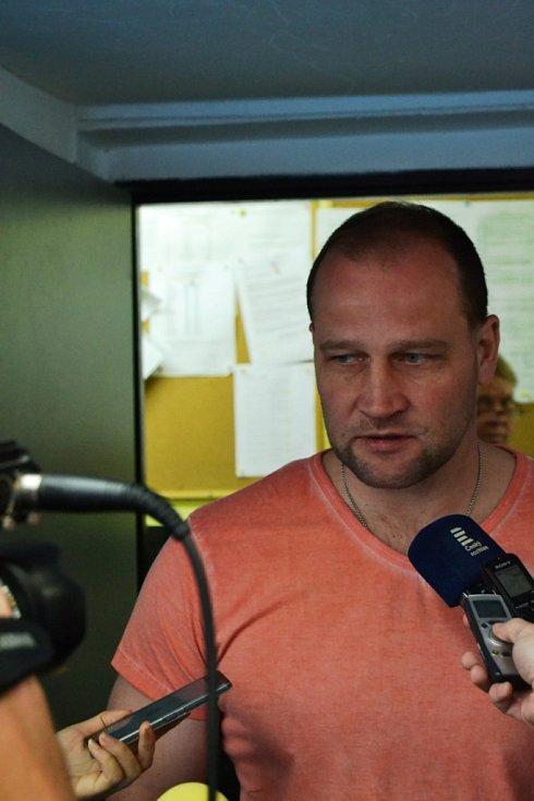 Jiří Šlégr.