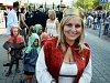 Také letošní Mostecká slavnost připomněla hornické tradice na severu Čech, kde se nejprve těžily kovy v Krušnohoří a Mostecko s Horou Svaté Kateřiny v tom hrálo důležitou roli. Královské město Most s okolními vesnicemi zásobovalo horníky potravinami.