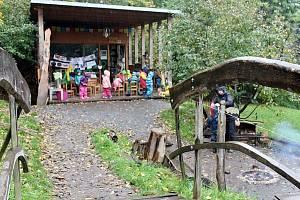 Lesní školka. Ilustrační foto