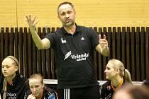 Trenér Dušan Poloz.
