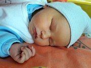Kryštof Procházka se narodil mamince Janě Kratochvílové z Litvínova 23. listopadu 2018. Měřil 49 cm a vážil 3,41 kilogramu.
