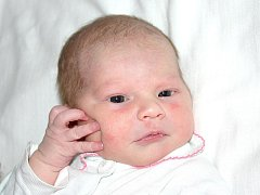 Mamince Gabriele Volečkové z Teplic se v Mostě 31. října v 1.10 hodin narodila dcera Eliška Volečková. Měřila 53 centimetrů a vážila 3,72 kilogramu.