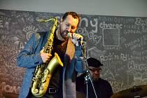 Ondřej Štveráček po šestileté pauze opět koncertoval v Litvínově.