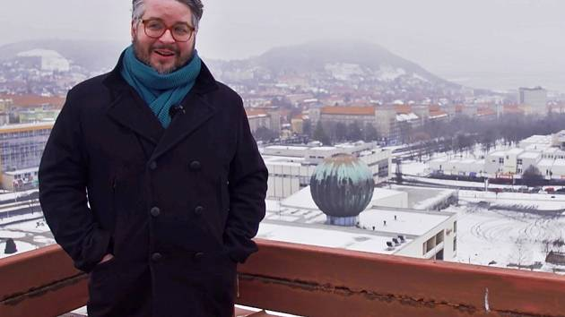 Pavel Karous v Mostě