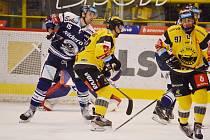 Litvínov prohrál ve Vítkovicích.