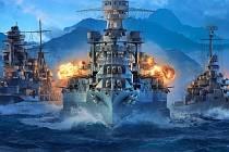 Zkuste hru World of Warships.