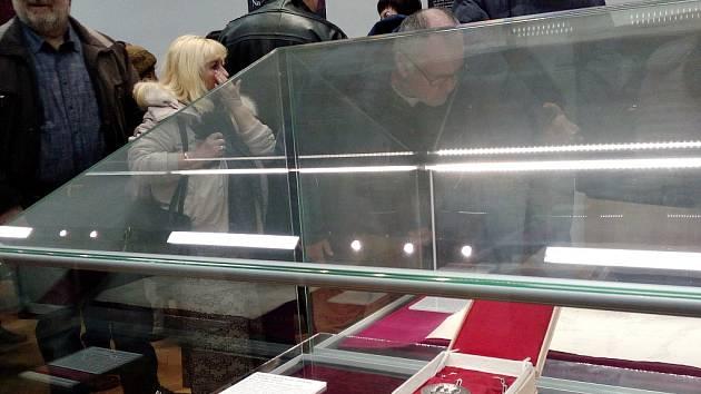 V mosteckém muzeu začala dynamická výstava připomínající 130 let jeho založení.