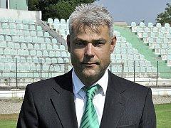 Sportovní ředitel fotbalového Baníku Anton Stehlík.