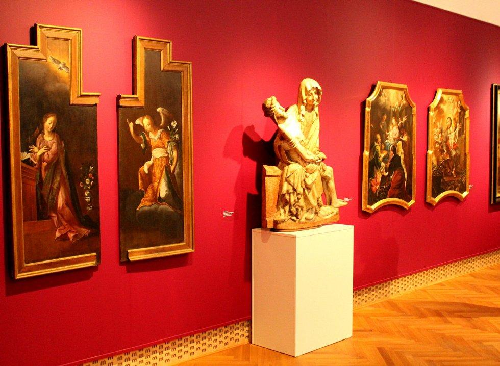 V Oblastním muzeu a galerii začala výstava Návrat do starého Mostu.