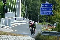 Řidiči už mohou jezdit po silnici z Mostu na Mariánské Radčice