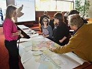 Veřejné projednávání návrhu nového územního plánu města Most.