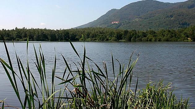 Černický rybník.
