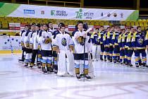 Úvodní turnaj Sev.en Hockey Cupu, který se hrál v Litvínově.