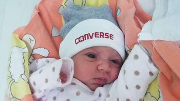 Natalia Pompa se narodila mamince Noemi Natálii Srbové z Mostu 7. října ve 20.00 hodin. Měřila 48 cm a vážila 2,9 kilogramu.