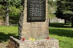 Pietní akt KVH Osada připomínající konec II. světové války na Litvínovsku ukončily salvy. Představena byla také nová kniha.