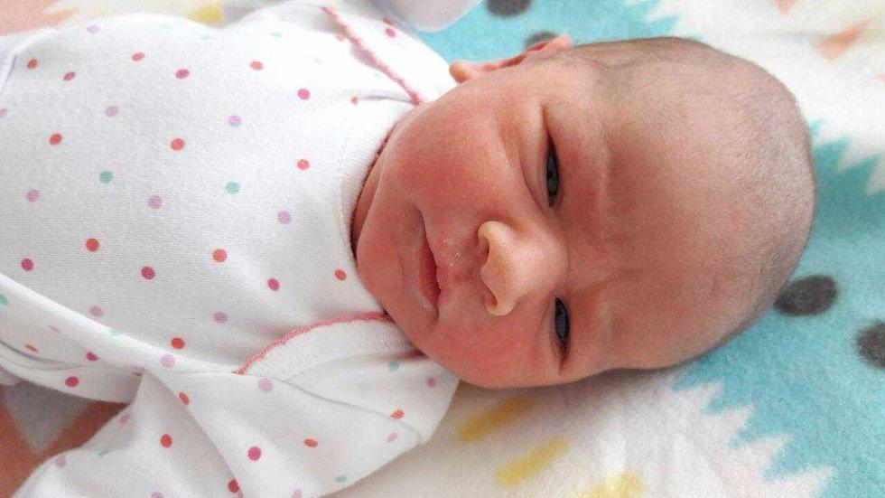 Mellisa Hrabětová se narodila 18. září 2017 ve 23.50 hodin mamince Monice Trochové z Mostu. Měřila 48 cm a vážila 2,96 kilogramu.