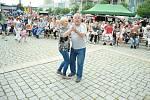 5. Pivní slavnosti v Mostě.