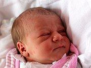Mamince Darině Křížové z Mostu se 9. dubna v 16.20 hodin narodila dcera Eliška Křížová. Měřila 49 centimetrů a vážila 2,99 kilogramu.