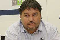 Generální manažer Litvínova Robert Kysela.