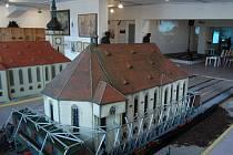 Expozice o starém Mostě.
