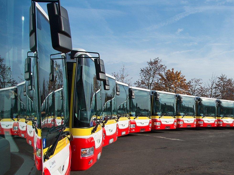 Autobusy SOR.