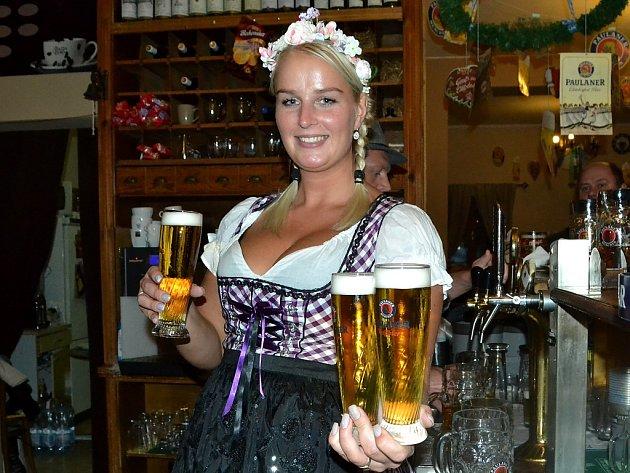 Litvínovský Oktoberfest, pátek 7.října večer.