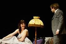 Mostecké městské divadlo uvede v pátek v premiéře klasickou komediální smršť, inscenaci Dáma od Maxima.