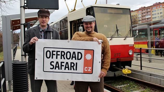 Silvestrovská tramvaj svezla cestující do Litvínova